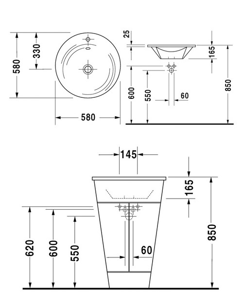 Technical drawing 6773 / 0406580000