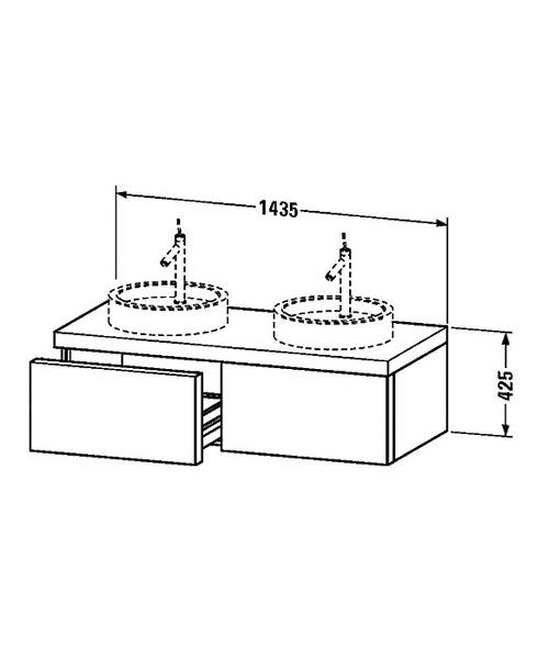 Technical drawing 6890 / S19529B0505
