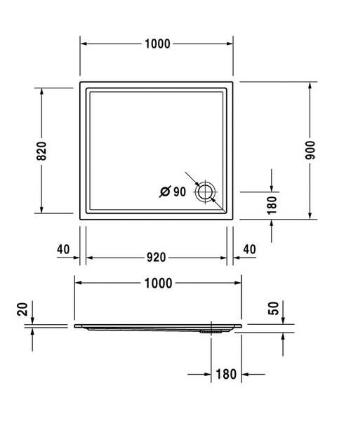Technical drawing 6927 / 720120000000000
