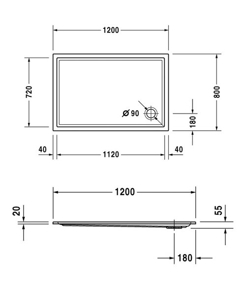 Technical drawing 6928 / 720121000000000