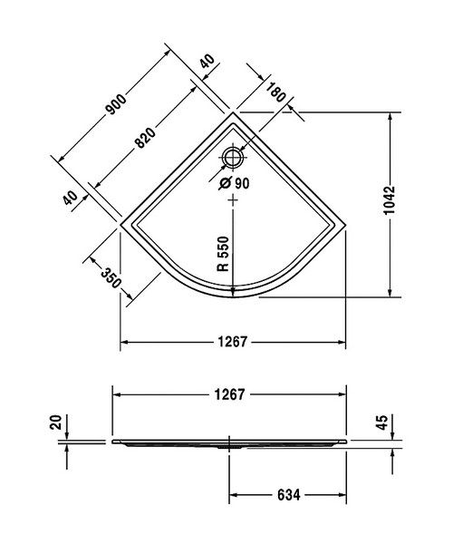 Technical drawing 6942 / 720135000000000