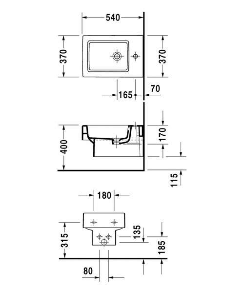 Technical drawing 6985 / 2239150000