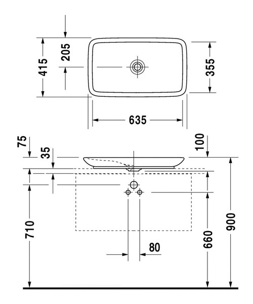 Technical drawing 6994 / 0370700000