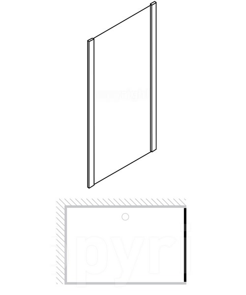 Technical drawing 7013 / LSPSC0800