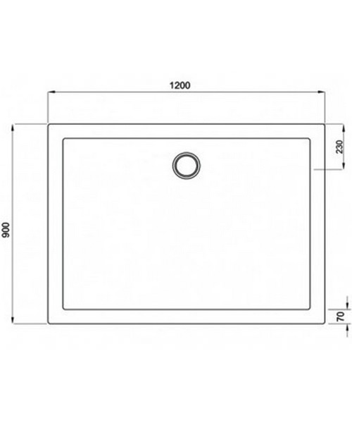 Technical drawing 7056 / ST0R91200