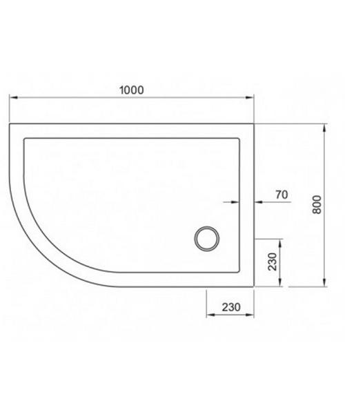 Technical drawing 7060 / STQ81000L