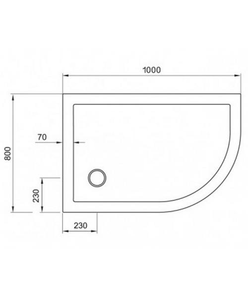 Technical drawing 7061 / STQ81000R