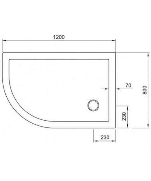 Technical drawing 7062 / STQ81200L