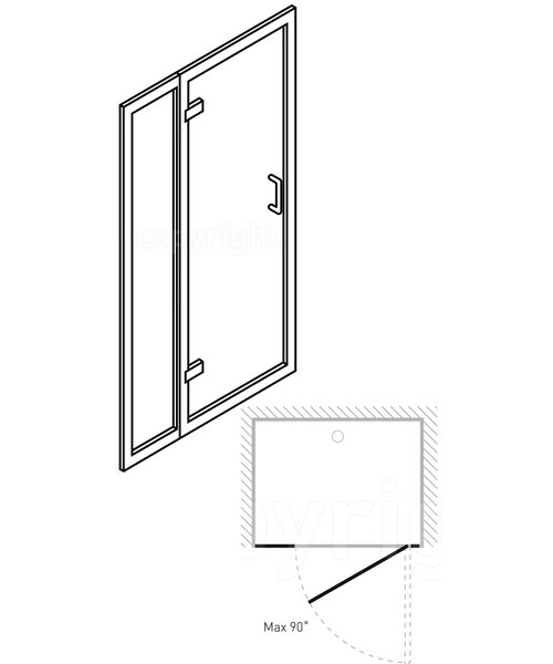 Technical drawing 7103 / 6107/6138