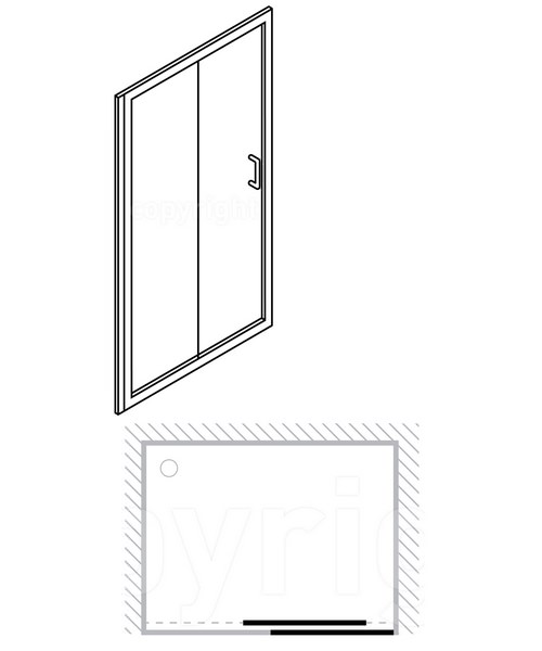 Technical drawing 7110 / 6376