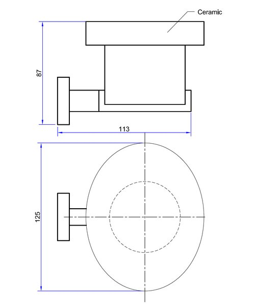 Technical drawing 7137 / ZE005C