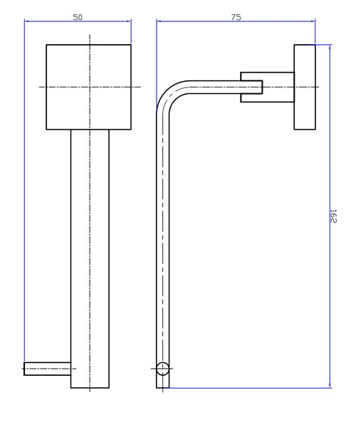 Technical drawing 7148 / ZE029C