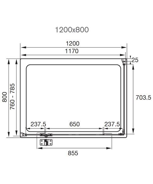 Technical drawing 7217 / AQ1031