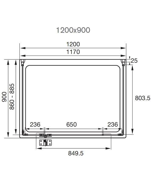 Technical drawing 7218 / AQ1035