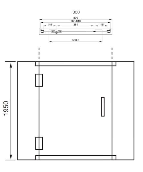 Technical drawing 7222 / AQ1018