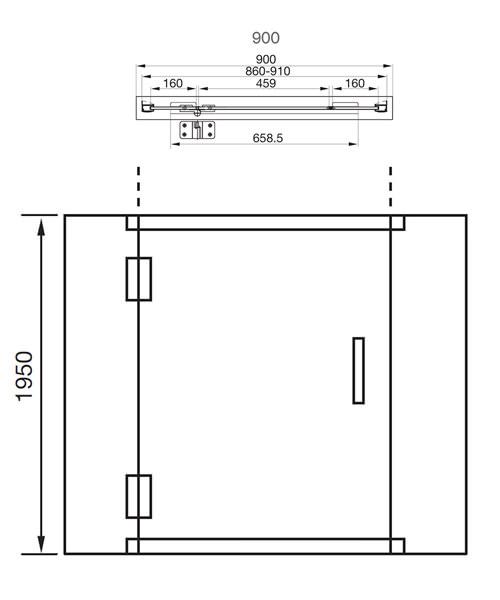 Technical drawing 7223 / AQ1011