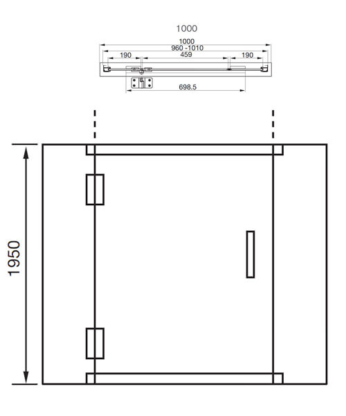 Technical drawing 7224 / AQ1012