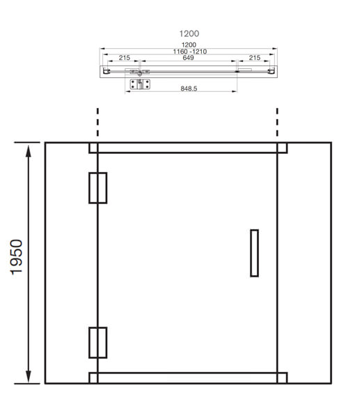 Technical drawing 7225 / AQ1013