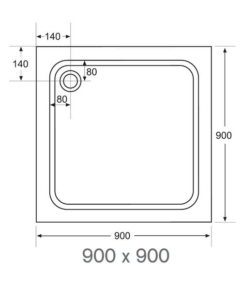 Technical drawing 7295 / AQ2504