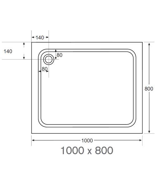 Technical drawing 7300 / AQ2508