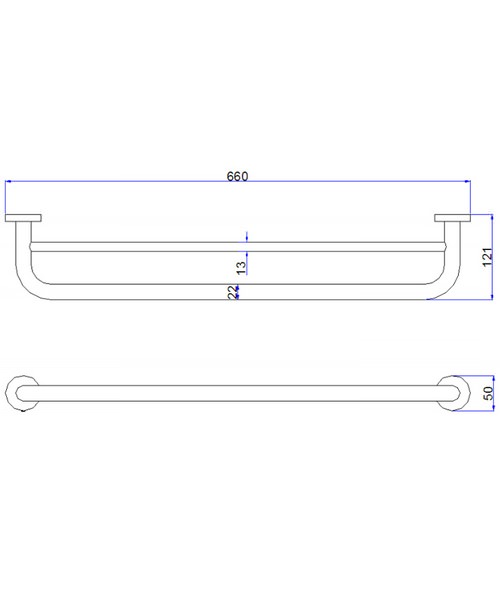 Technical drawing 8111 / CE028C