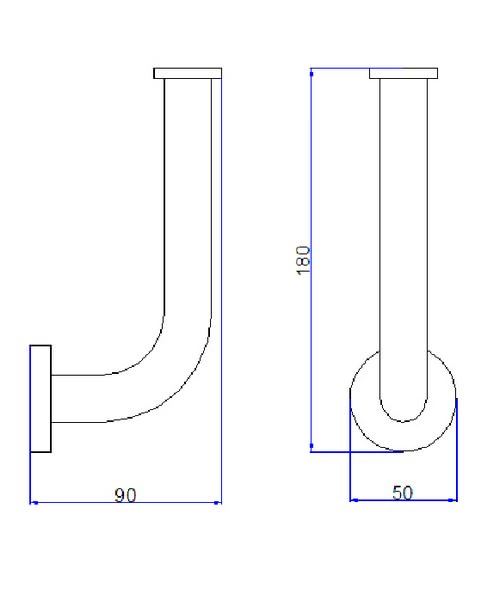 Technical drawing 8112 / CE029C