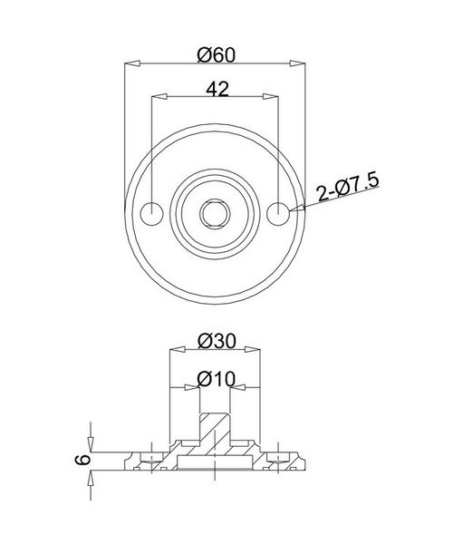 Technical drawing 8228 / G13
