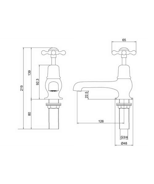 Technical drawing 8257 / CL3