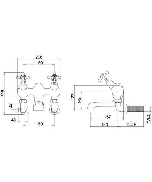 Technical drawing 8265 / CL26