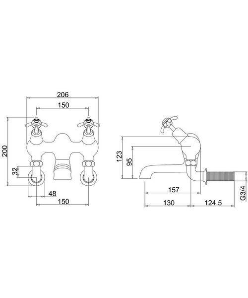 Technical drawing 8299 / AN26