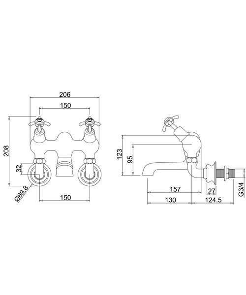 Technical drawing 8316 / ANR26