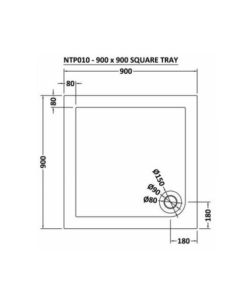 Technical drawing 8862 / NTP010