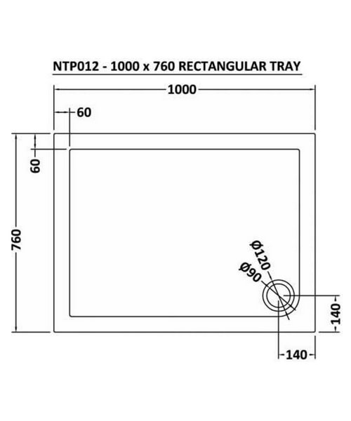 Technical drawing 8866 / BEO-2107
