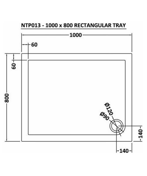 Technical drawing 8867 / BEO-2100