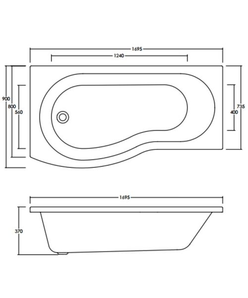 Technical drawing 8935 / BEO-2151