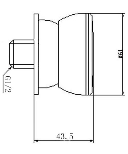 Technical drawing 9374 / RB751C