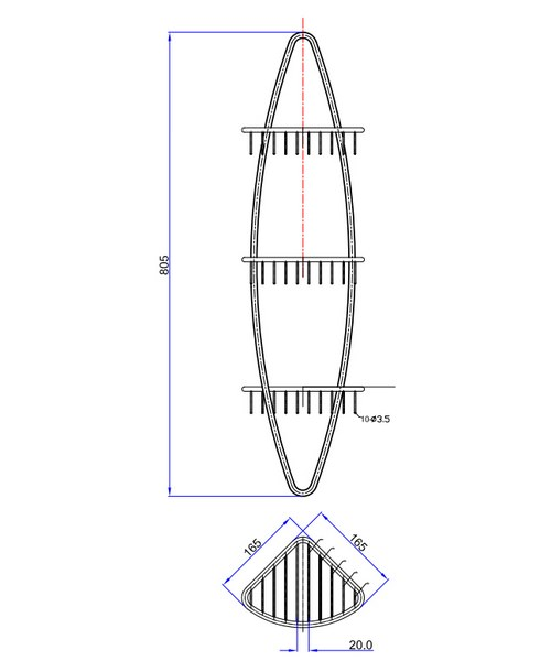 Technical drawing 9377 / AV12