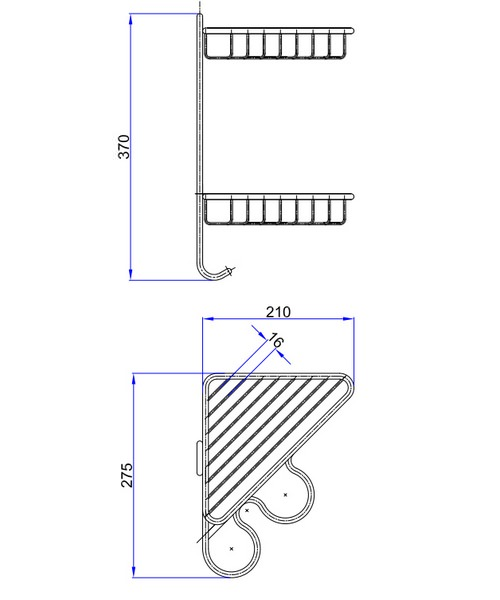 Technical drawing 9379 / AV14