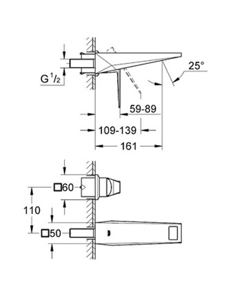 Technical drawing 9410 / 19781000