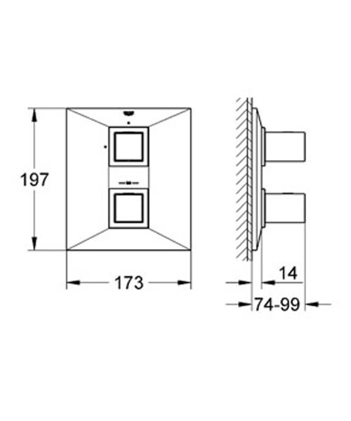 Technical drawing 9419 / 19791000