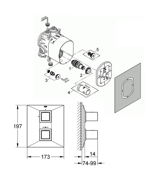 Technical drawing 9420 / 19792000
