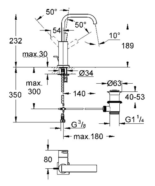 Technical drawing 9457 / 32146000