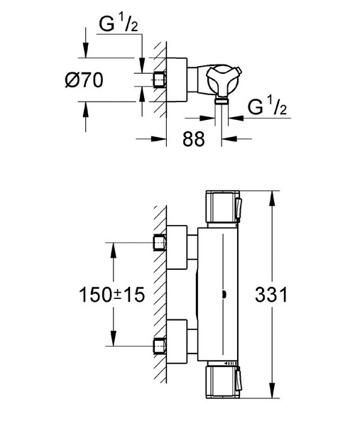 Technical drawing 9466 / 34236000