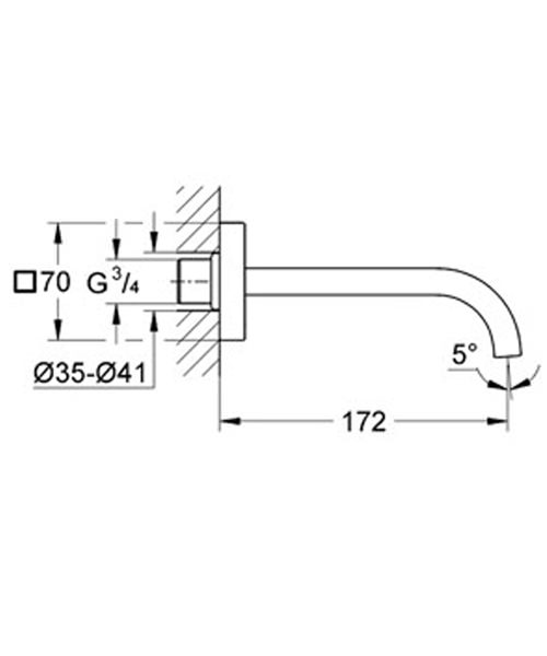 Technical drawing 9469 / 13201000