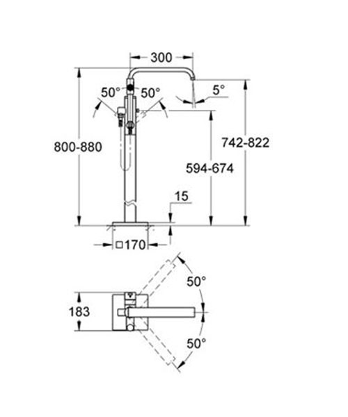 Technical drawing 9480 / 32754000