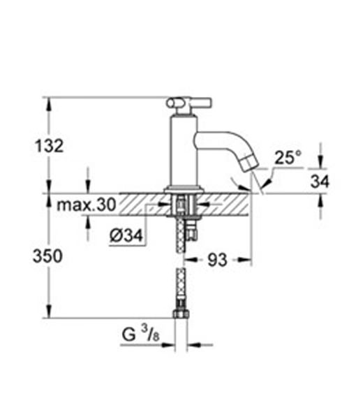 Technical drawing 9489 / 20021000