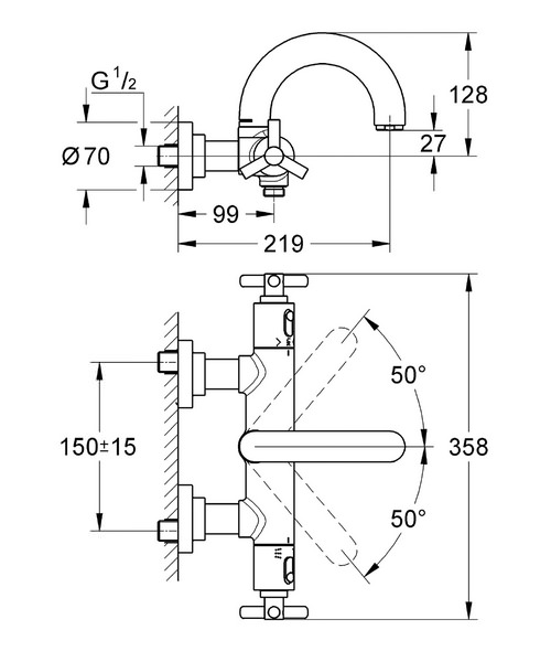 Technical drawing 9494 / 34061000