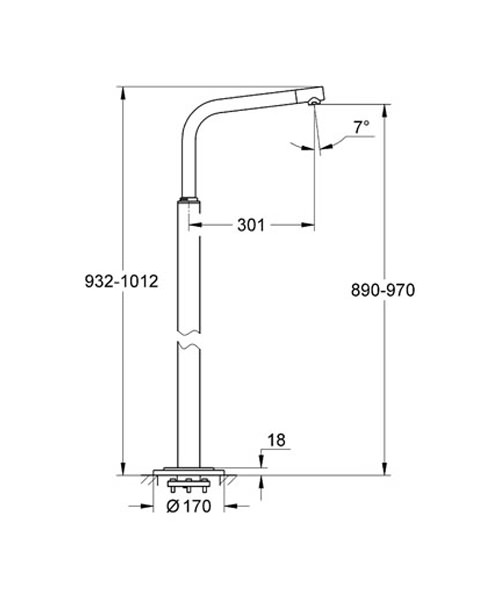 Technical drawing 9522 / 13228001