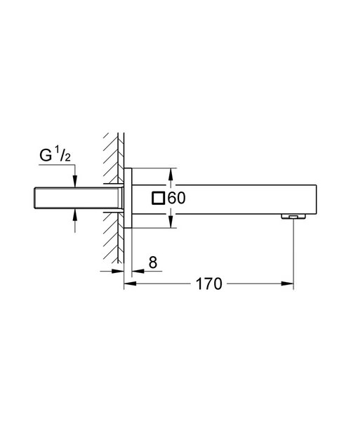 Technical drawing 9544 / 13303000