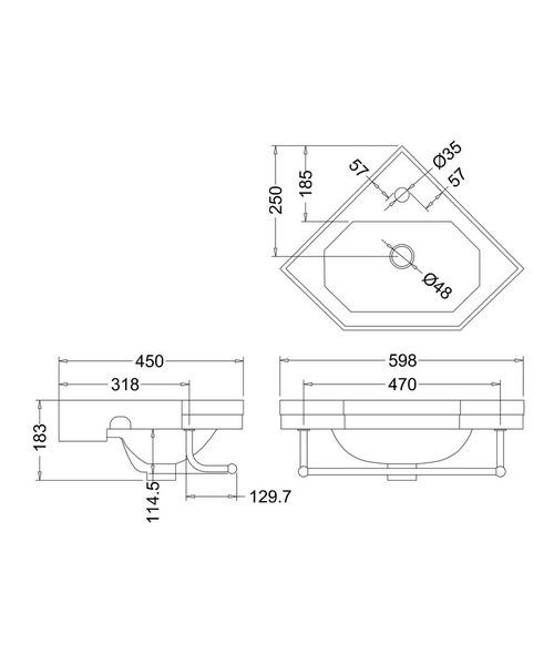 Technical drawing 9666 / B10